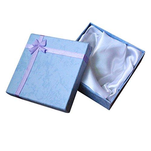 alskette Ring Armband Aufbewahrungsbox Schmuck Halter Schmuck Geschenk-Box (Armband Geschenk-box)
