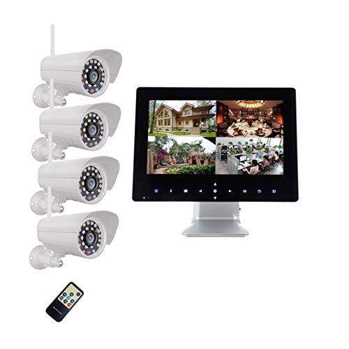 9-pulgadas-Half-Touch-Monitor-720P-HD-Radio-Sistema-de-Video-Vigilancia-Tiempo-real-4-x-Visin-Nocturna-Cmaras