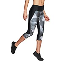 Armour Fly Fast Printed Women's Capri