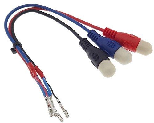 Video + Audio Adapter für AUDI A4 8K A5 A6 4F A8 4E Q7 TV Tuner Cinch Stecker (Tv-tuner-adapter)