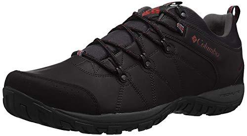 Columbia Peakfreak Venture, Zapatos Impermeables para Hombre, Negro Black, Gypsy 010, 45 EU