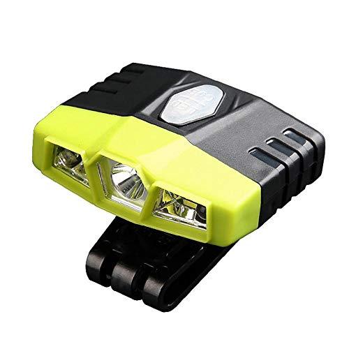 Blue-Yan LED Stirnlampe Scheinwerfer Wiederaufladbare Wasserdichte 2000 Lumen Hohe Helle Scheinwerfer Taschenlampe Für Schutzhelm Camping Laufen Angeln