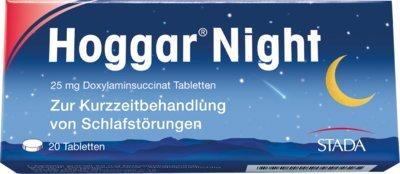 Hoggar Night Tabletten, 20 St.