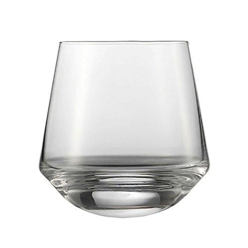 Tumbler (Schott Zwiesel 116563 Whiskygläser, Glas, transparent, 2 Einheiten)