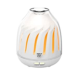 TaoTronics No-Beep Sound Essential Oil Diffusers, Silent