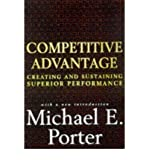 [ THE COMPETITIVE ADVANTAGE BY PORTER, MICHAEL E.](AUTHOR)HARDBACK