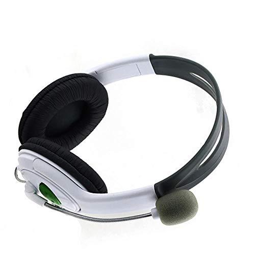 YWSZY-ART Pc Gamer Over-Ear-Spiel Gaming Kopfhörer-Headset 3,5 Mm Dual-Kopfhörer-Stirnband Mit Mikrofon Stereo Bass Für Ps3 Pc @ A (Gamer Ps3)