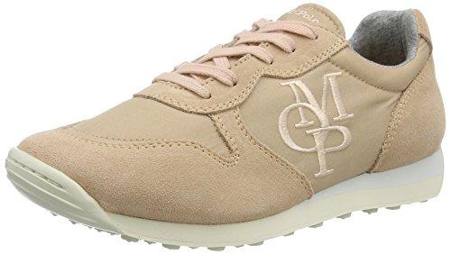 Marc O'Polo - 70113913501604 Sneaker, Scarpe da ginnastica Donna Beige (Nude)