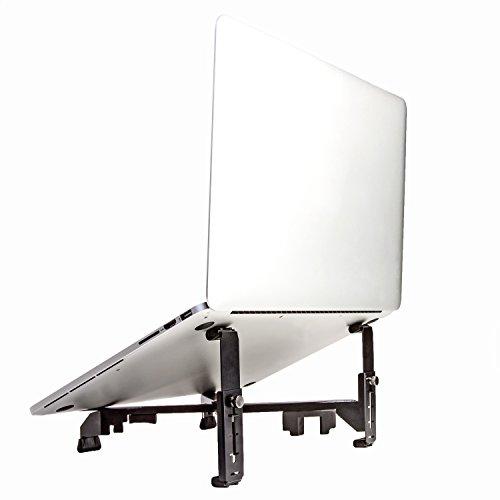 Verstellbare Höhe und Winkel Optionen Laptop Desk Stand w/über 45,4kg Kapazität-wählen Sie Ihre Farbe Phone/Tablet Stand ()