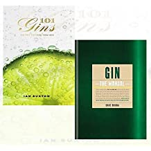 Gin The Manual and 101 Gins 2 Books Bundle Collection - To Try Before You Die