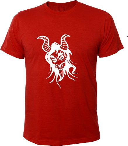 Mister Merchandise -  T-shirt - Maniche corte  - Uomo rosso S