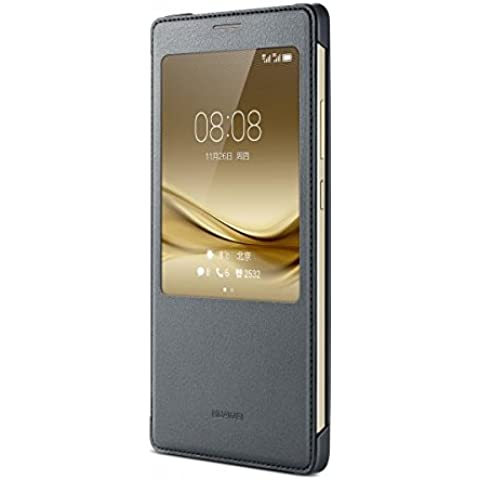 51991401 View Para Huawei Mate 8 cm, Color Gris Oscuro