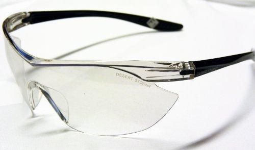 DESERT STORM Softair Schutzbrille Transparent des Herstellers Desert Storm
