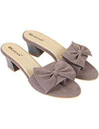 BK DREAM Women Fashion Heels Sandal