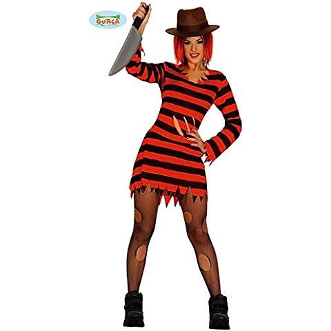 Disfraz de Freddy Krueger chica (talla M)