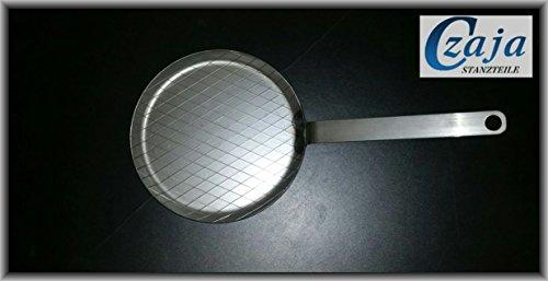 Crepespfanne 22 cm Eisenpfanne Schmiedeeisen BP05