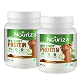 Nouriza My first Protein, Chocolate - (Pack of 2)