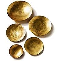 Forma Ciotola Set L Oro/Ø 27cm/set di