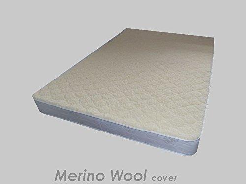 original-wool-ortho-sleepy-Comfort-Materasso-100-lana-Firm-Comfort