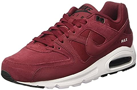 Nike Herren Air Max Command Prm Sneakers, Mehrfarbig (Team Red / Team Red / Black / White), 42.5 EU