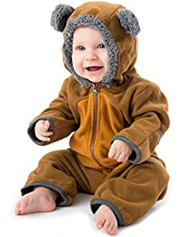 1a507eb31f61 Amazon.co.uk  Brown - Sleepwear   Robes   Baby Boys 0-24m  Clothing