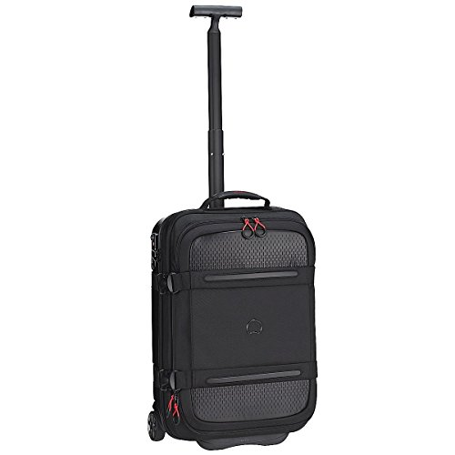 Trolley Cabina Delsey | 2 Ruote 55 cm | Linea Montsouris | 002365720-Nero