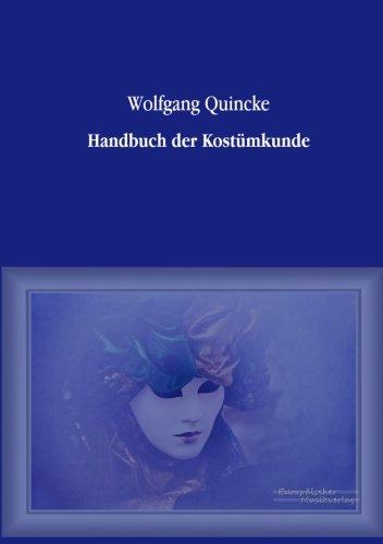 Handbuch der Kostuemkunde