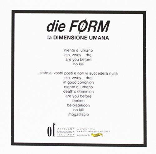 """La Dimensione Umana (12"""" + CD)"""