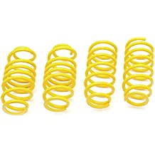 Weitec Sport F Lowering Springs 25//25 mm for Smart ForTwo//Cabriolet 0.6//0.7//0.8CDi 33-45 kW MC01 Built 03//2001