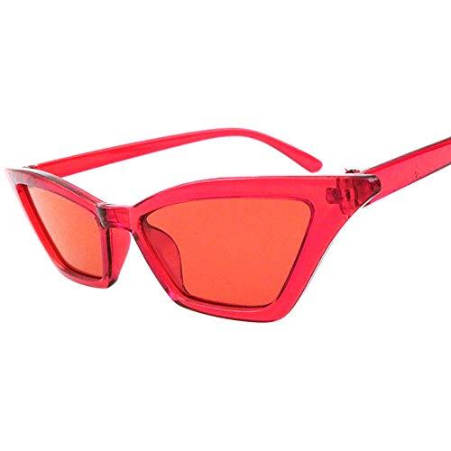 hanxniwm Cat Eye Sunglasses Europe und die Vereinigten Staaten Sonnenbrillen Sonnenbrillen von Amazon Aliex für Damen