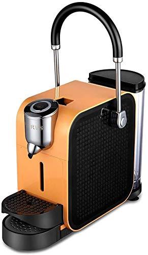 Italienisch Automatische Capsule Machine 15bar Hochdruckextraktion Unabhängig Thermostat 93 Grad; C Präzisionstemperaturregelung Kleine Kaffeemaschine Geeignet for Home Office und andere Gelegenheiten