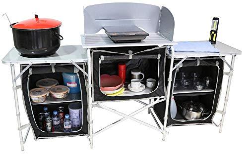 Solax Sunshine Camping Küche XL