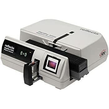 Reflecta DigitDia 5000 Scanner de diapositives (Import Allemagne)