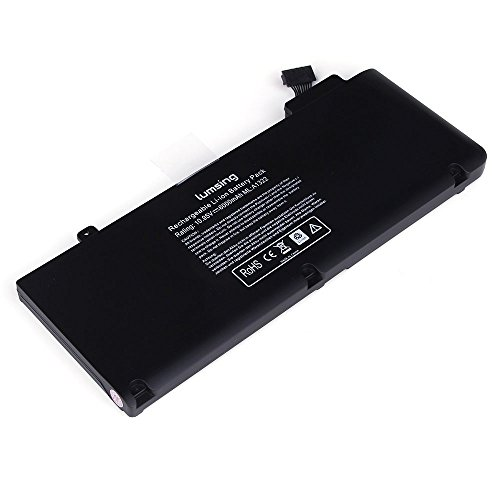 Lumsing Notebook Laptop Batterie Akku 10.95V 5800mAh Ersatzakku Für Apple Macbook Pro 13