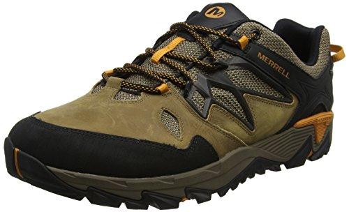 Merrell All Out Blaze 2 Gore-Tex, Stivali da Escursionismo Uomo Beige (Sand)