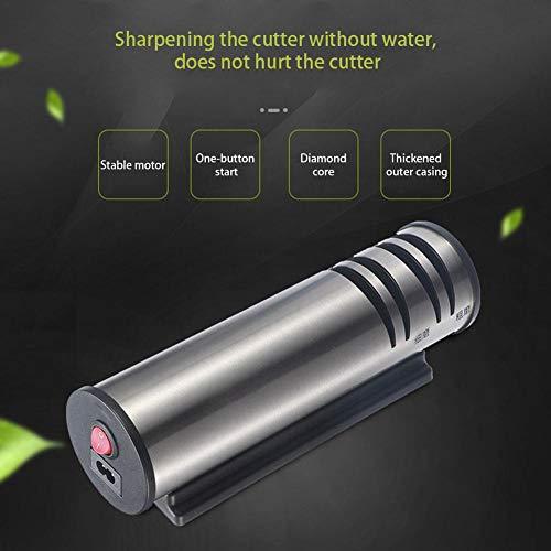 Kaersishop aiguiseur de coupe électrique, le meilleur accessoire de cuisine professionnel de première qualité pour l'affûtage de couteaux, Diamond Abrasives