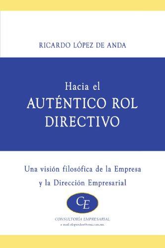 Hacia El Autentico Rol Directivo Cover Image