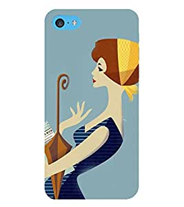 HiFi Designer Phone Back Case Cover Apple iPhone 6s Plus :: Apple iPhone 6s+ ( Beautiful Girl Cute Women )