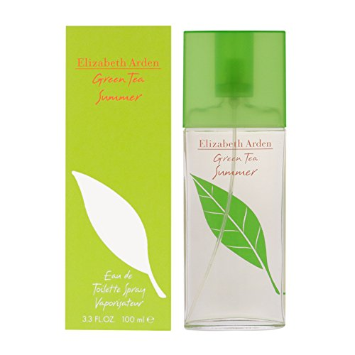 Elizabeth Arden, Green Tea Summer, Eau de Toilette spray da donna, 100 ml