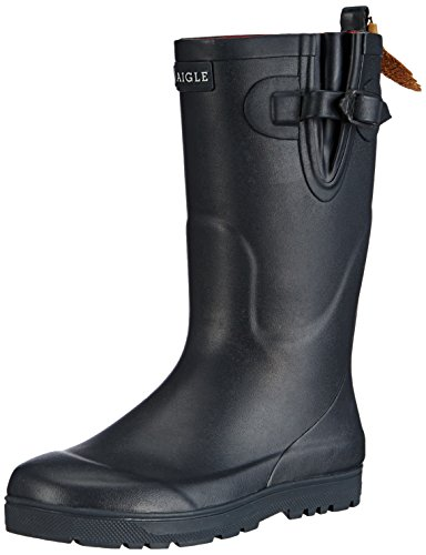 Aigle Unisex Kids' Woodypop Iso Wellington Boots