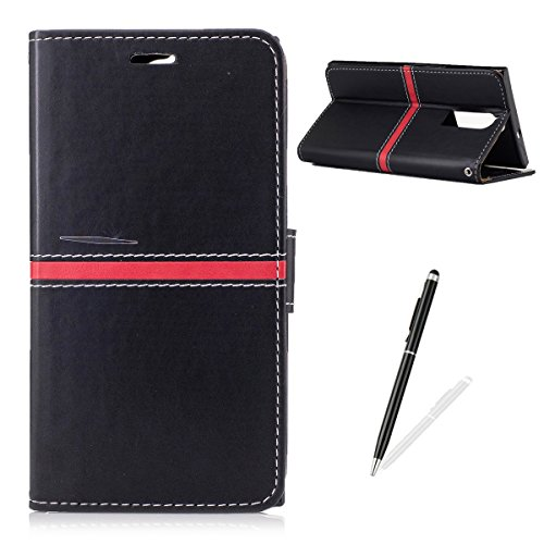 doogee-f5-case-doogee-f5-wallet-case-feeltech-magqi-magnetic-closure-premium-folio-pu-leather-wallet