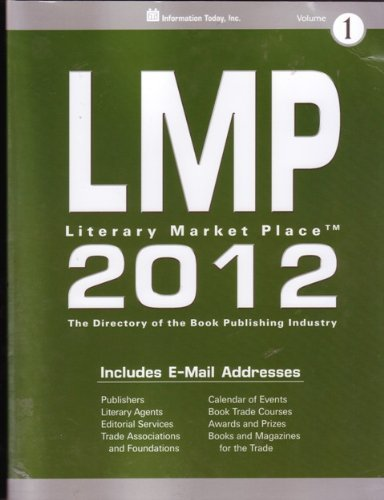 literary-market-place-2012-the-directory-of-the-american-book-publishing-industry-with-industry-yell