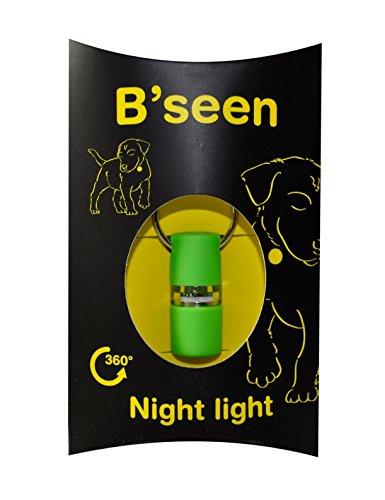 Kruuse B' Seen 360 Haustier-Licht, 1 Stück, One Size, lindgrün -