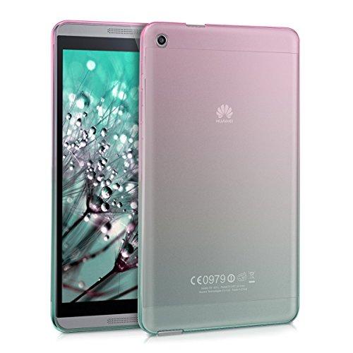kwmobile Huawei MediaPad M1 8.0 Hülle - Silikon Tablet Cover Case Schutzhülle für Huawei MediaPad M1 8.0