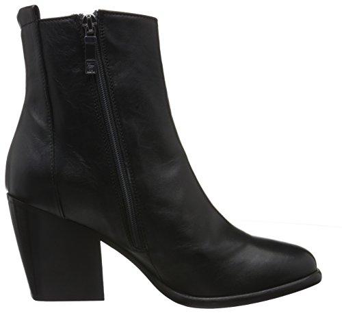 Alberto Fermani Fashion Shoes Women, Bottes Western femme Noir