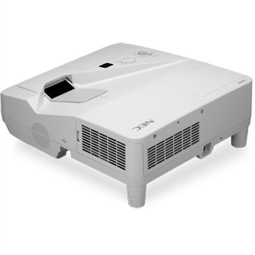 NEC UM361X LCD Ultra Short Throw Projector XGA WUXGA 4000:1 3600 Lumens NP-UM361X by NEC