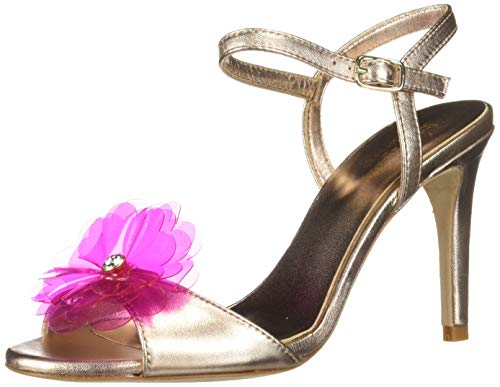 Kate Spade New York Damen Giulia Sandalen mit Absatz, Rose Gold, 36 EU