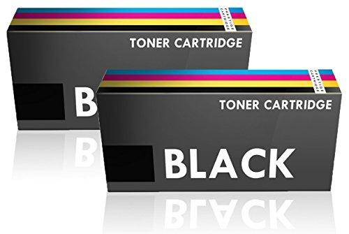 Prestige Cartridge 1130 Tonerkartuschen für Dell 1130/1130n/1133/1135n, Twinpack, schwarz - 1135 Toner Patrone