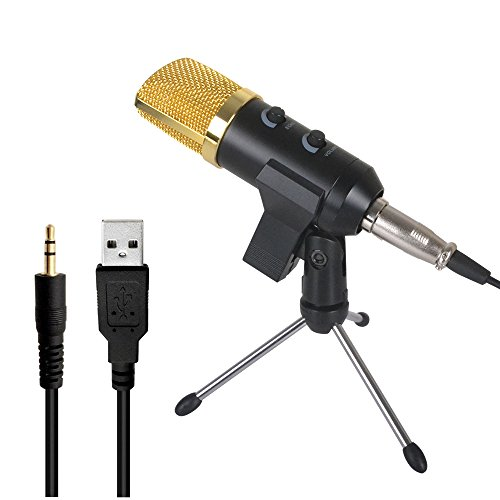 Rayinblue BM-100FX Studio USB Co...