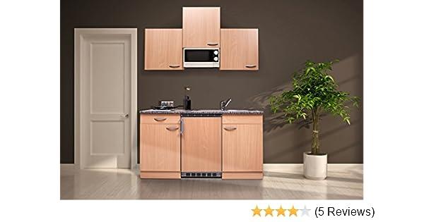 Miniküche Mit Kühlschrank Und Mikrowelle : Miniküchen singleküchen günstig kaufen miniküchen online